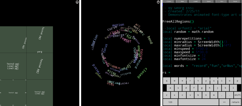 Essl | The Design of UrMus as a Meta-Environment for Mobile